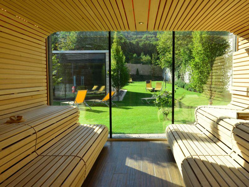 Sauna Im Freien thermalbad Überkingen | kahlenstein aroma-sauna |
